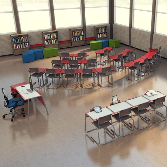 Collaborative Classroom Seating : Best st century classroom images on pinterest