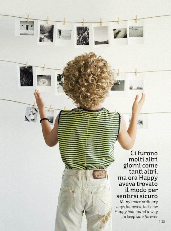 UTOPIA Make Up Artist and Hair Stylist TONI FELICIANO for VOGUE BAMBINI magazine. www.utopianyc.com.
