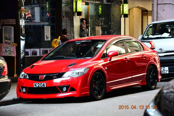 https://flic.kr/p/rMUWPc | HONDA CIVIC MUGEN RR (Honda ABA-FD2)-K20A