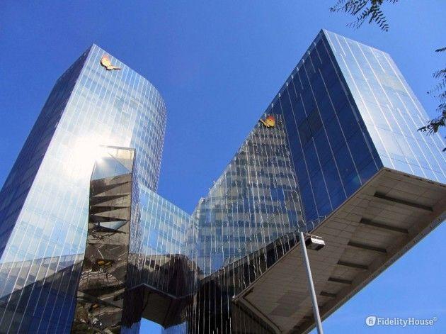 Architettura molto originale a Barcellona - Fidelity Foto
