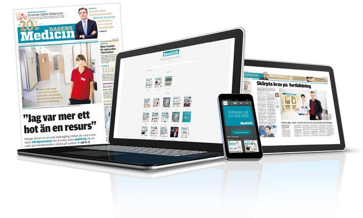 E-tidningen dagens Medicin
