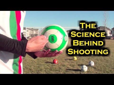 How To Kick A Soccer Ball ► How To Kick A Football ► Progressive Soccer ...