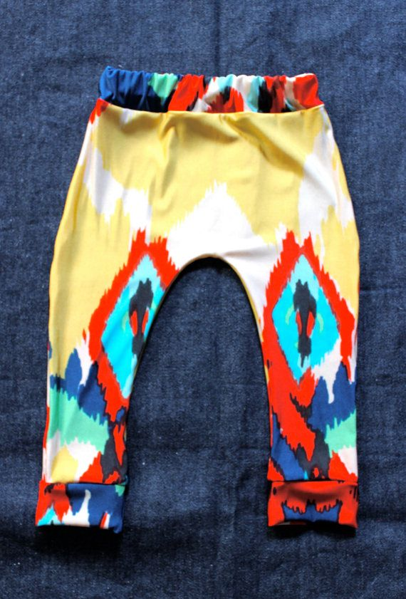 Color Burst Leggings by wildtribe on Etsy, $20.00