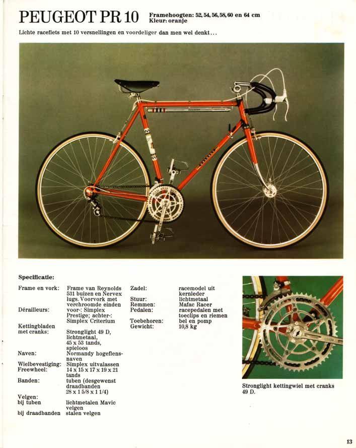 my bike in it's heyday
