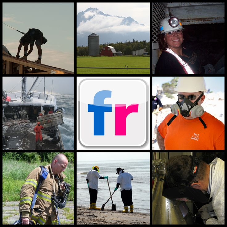 Find workplace safety and health photos available for public use on the NIOSH Flickr page