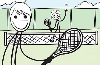 TENNIS   Find this date and more at http://datevitation.com