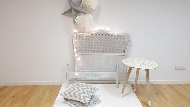 Mueble Jgo de cama de roble estilo Luis XVI de Nuevodenuevo en Etsy