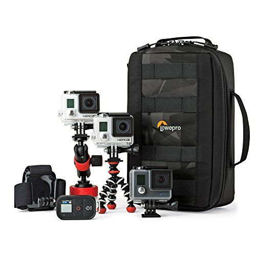 Lowepro Viewpoint Cs 80 A Softsided Protective Case For Dji Spark 360 Fly Or 3 Gopro