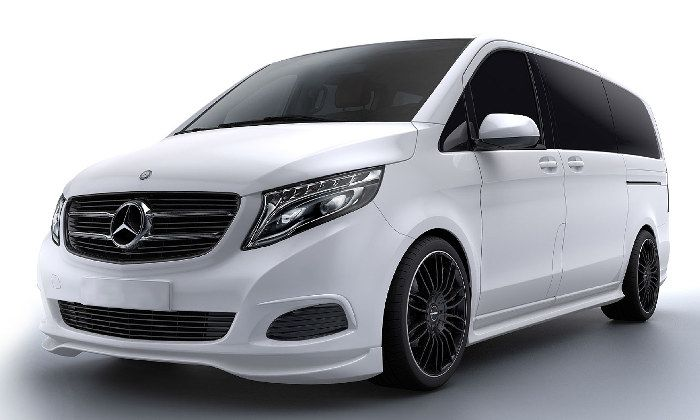 REDLINE Engineering reinvents luxury in new Mercedes-Benz V-Class. The new Mercedes V-Class has been recently launched and can be considered the most luxurious MPV range in the world. REDLINE Engineering believes that there is room for improvement and presents his own version of a luxury van. Engineering REDLINE is a Russian tuner specialized in Mercedes-Benz...