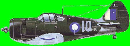 Australia 1942-Commonwealth CA-12, CA-13, CA-14, CA-19 Boomerang -Caza