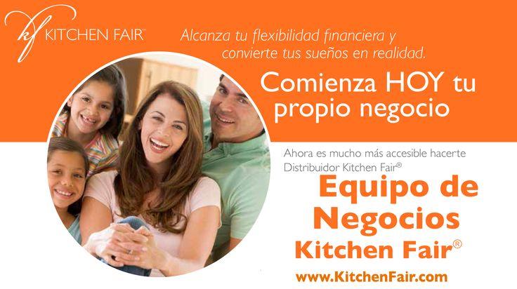 ¡Tenemos la oportunidad que buscas! #ComparteKitchenFair