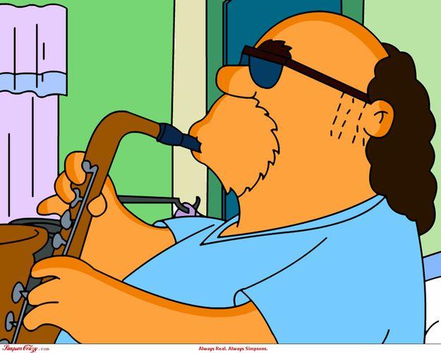 Bleeding Gums Murphy - most 'animated' sax man!