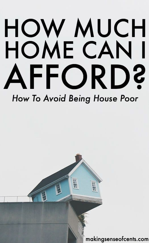 how to find out how much house i can afford