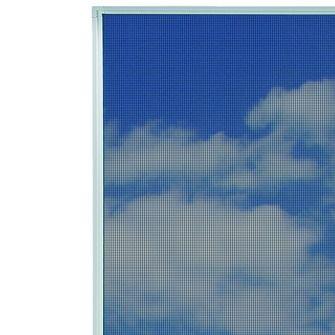 Bruynzeel inzethor raam s500 pollengaas 85x115 cm wit | Zelfmaakhorren & sluitingen | Horren | Raamdecoratie | KARWEI