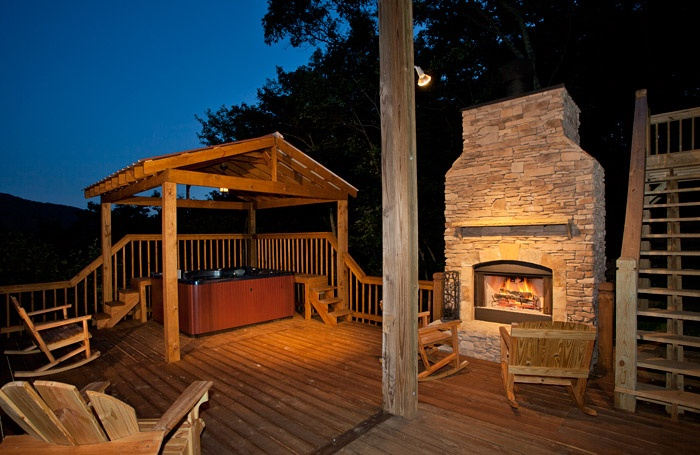 8 best mountain vistas images on pinterest blue ridge for Blue ridge mountain tennessee cabin rentals