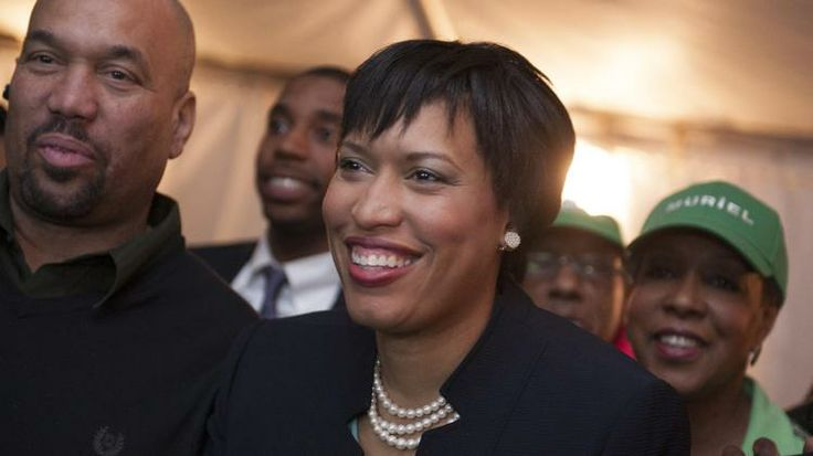 Is Muriel Bowser Gay?