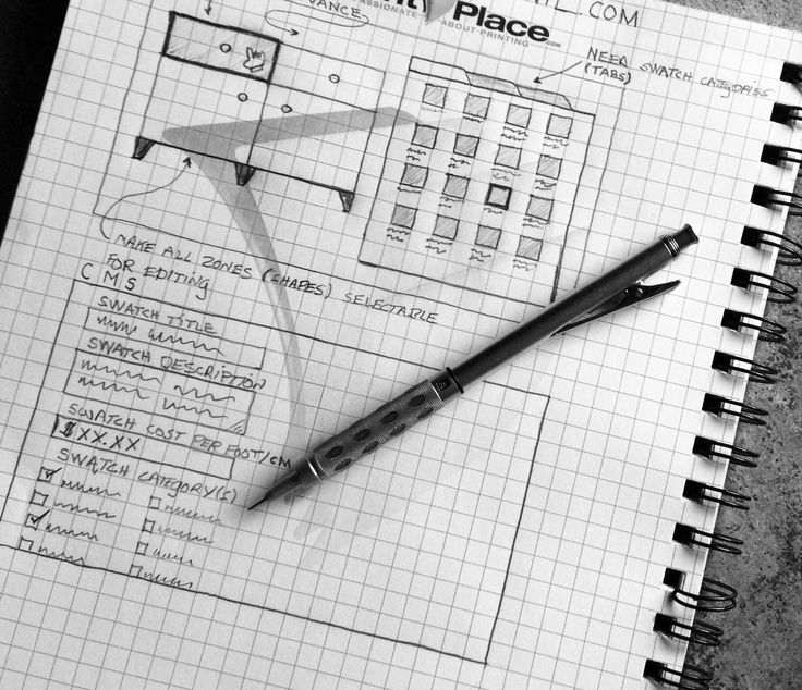 Wireframe for visualizer.  Ampedpixel.com