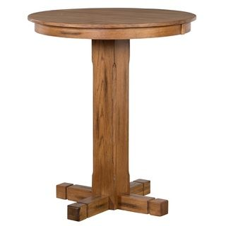 """Sunny Designs Sedona 36"""" Round Pub Table, 42""""High 