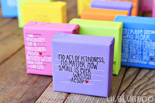 Random Acts of Kindness and Free Printable 8×10 Artwork