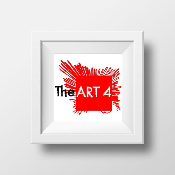 #TheArt4 collective #logo