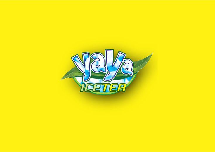 Yaya Romania logo, design by Victor Calomfir
