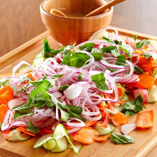 recipe: pampered chef cobb salad recipe [38]