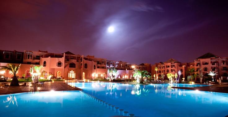 Hôtel Palm Plaza & Spa ***** (177€/3n)