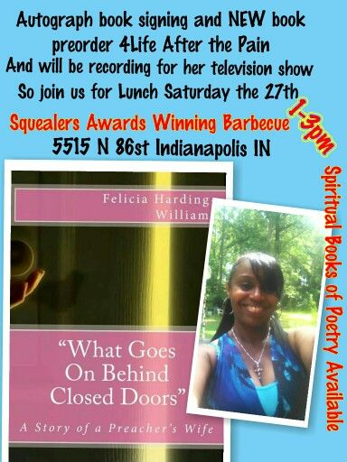 Television Show coming to Indianapolis IN and a live performance.  At Squealers BBQ it's Television so dress your BEST