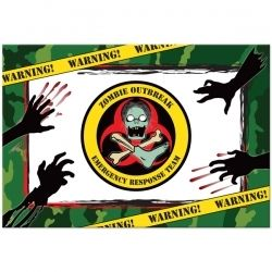 zombie hunter party supplies birthday direct - Zombie Party Supplies
