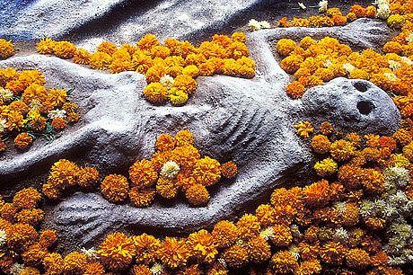 День мертвых, Оахака, Мексика - Праздники - Праздники и Подарки - Каталог статей - ИНТЕРНЕТ-МАГАЗИН ФОТО ПОДАРКОВ
