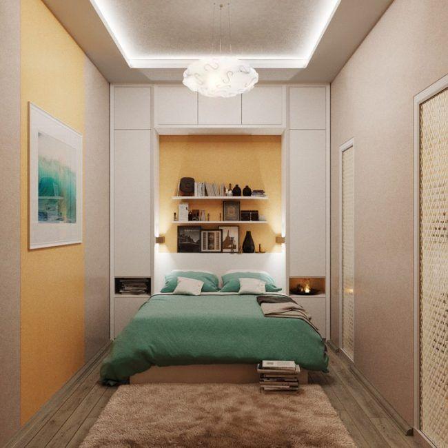 9 Besten Schlafzimmer Bilder Auf Pinterest Schrank Design   Kleine  Schlafzimmer Modern Gestaltet