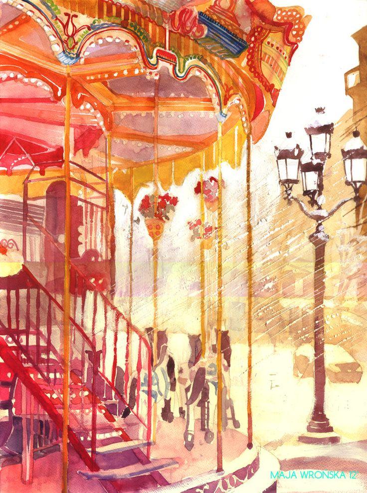 Carousel by *takmaj on deviantART