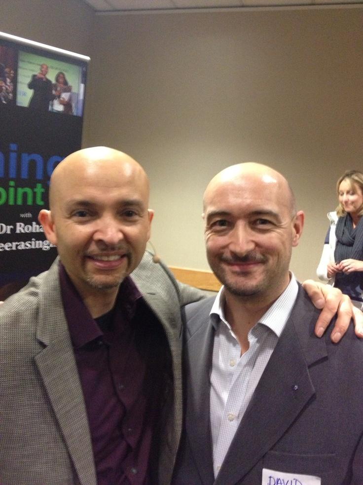 Rohan Weerasinghe & David Tillyer @ Berkshire Property Meet, 18 March 2013