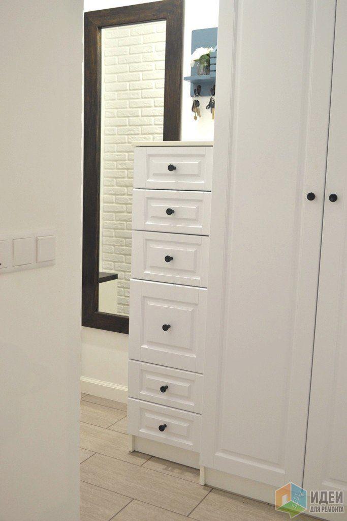Когда заходишь в белый-белый дом - белый коридор, прихожая фото | Идеи для ремонта