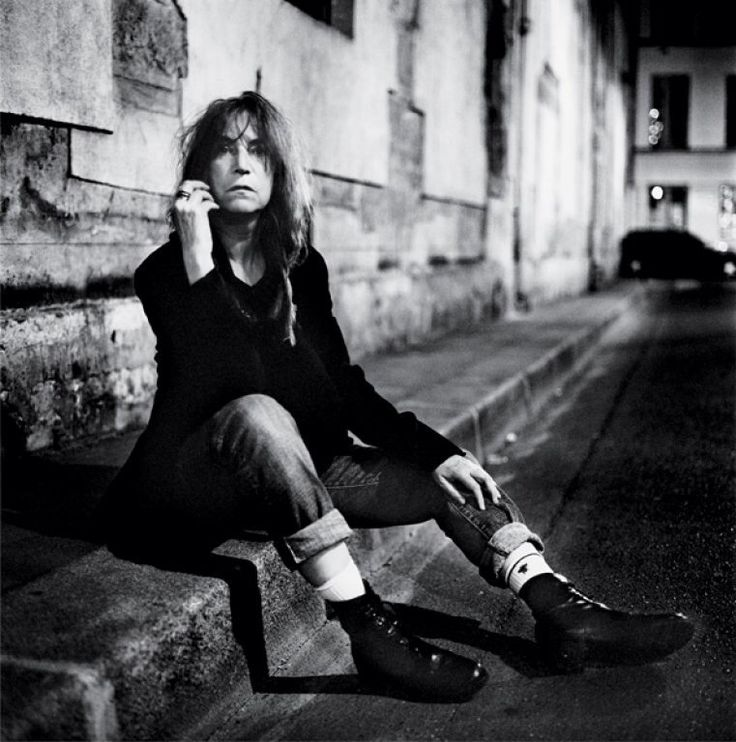 Anton Corbijn, Patti Smith, 2010