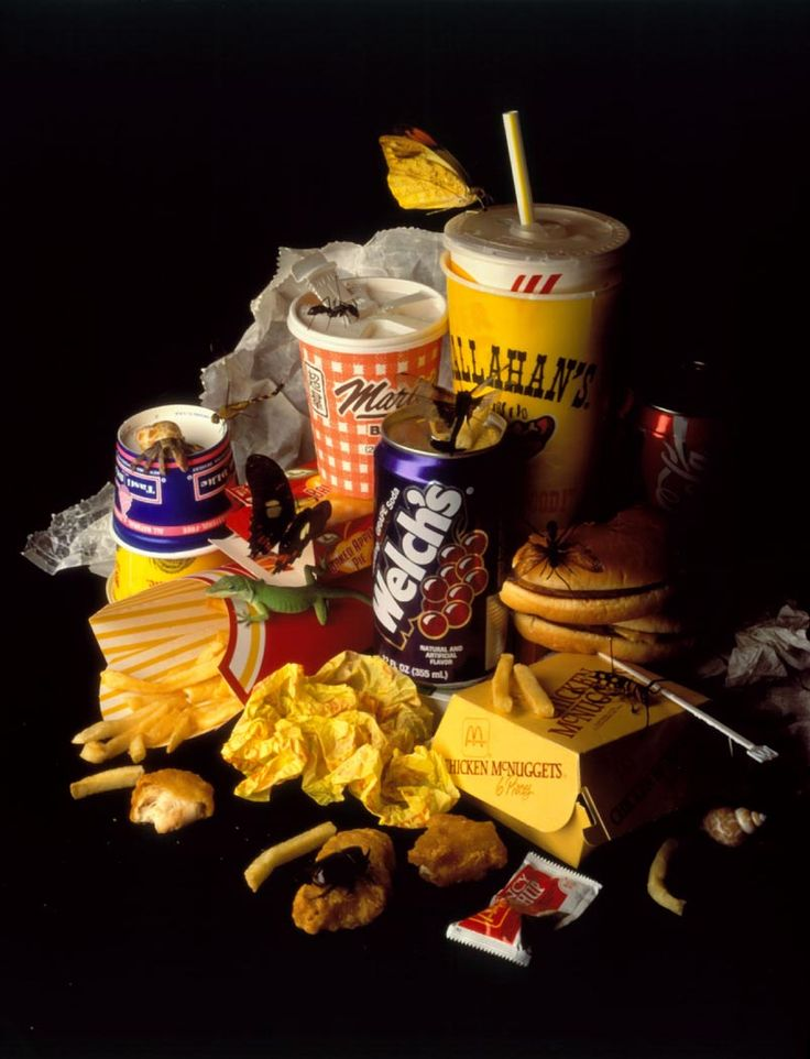 What is the meaning of the essay The Ritual of Fast Food?