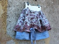 Sukně muffin Alhambra I.