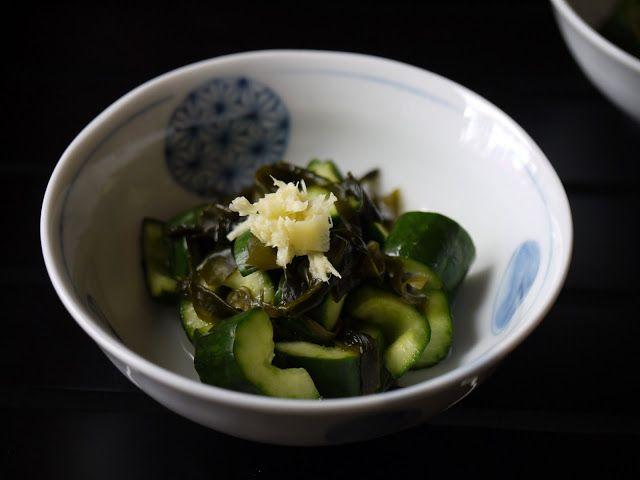 Cucumber Pickles from Harumi Kurihara