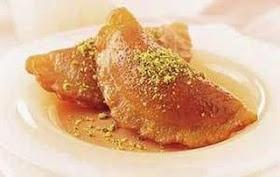 LEBANESE RECIPES: Katayef  #recipes #desserts #lebanese