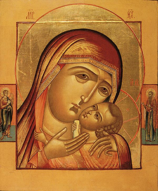 OCA - Icon of the Mother of God of Kasperov
