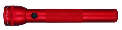 MagLite 3D LED Maglite Flashlight D Cell Flashlight Maglight Mag Lite Red NEW #MagLite