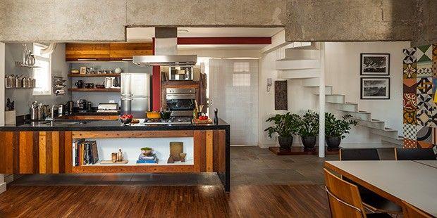 Decoração de cozinha: Transforme a sua em uma área de ...