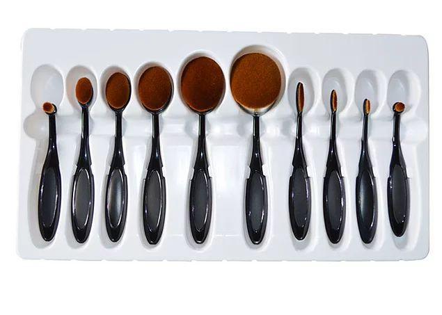 Bonus: Bunlar da yeni dönem makyaj fırçaları. 😂