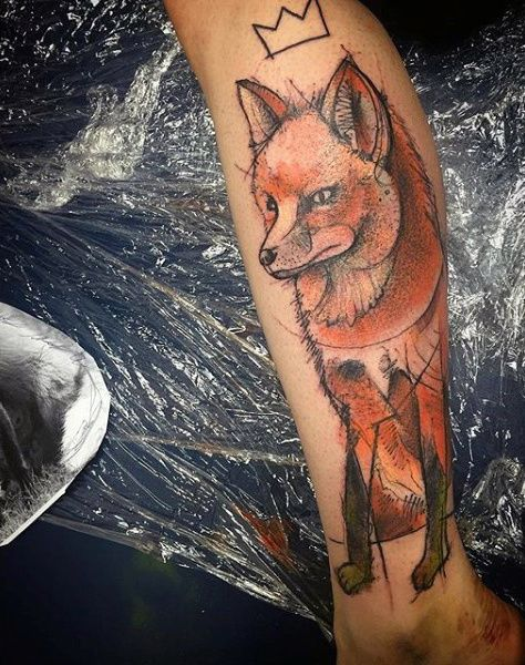 Art Painting Ideas Of Foxy X Chihauhua