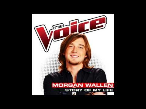 Morgan Wallen - Story Of My Life - Studio Version - The Voice USA 2014...possibly the hottest ginger ive ever seen...and thats voice #meltsintopuddle