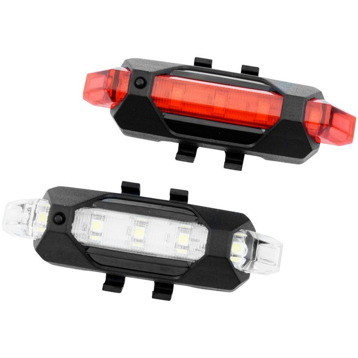 Kit Luces USB. No uses más pilas, recarga! Cada una $6.800 y el kit a $12.000. #lucesUsb,#luceBiciUsb,#accesorioBici,#iliminacionBici