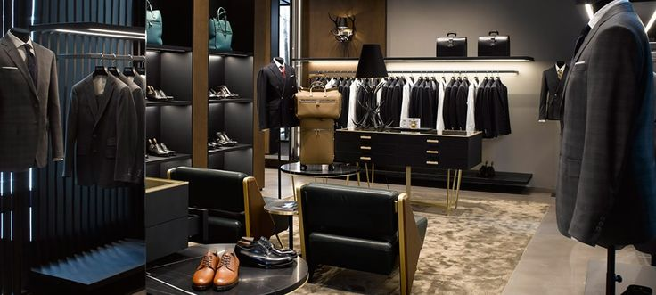 It's not always just clothes that draw you into a store, with interior desig…