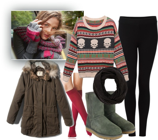 """*winter"" by marsf96 on Polyvore"
