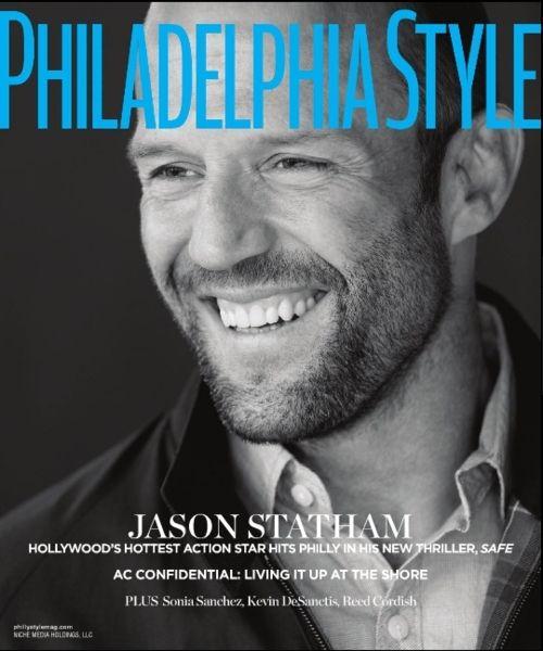 Jason's smile ...
