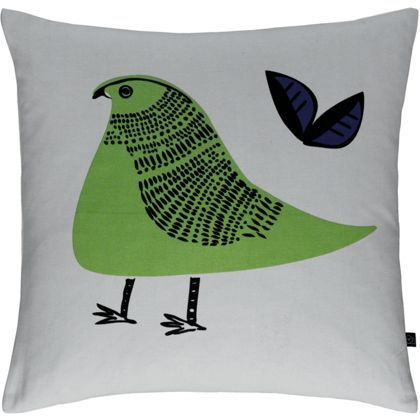 Habitat Tiki Bird Cushion